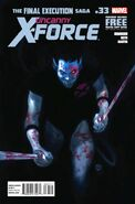 Uncanny X-Force Vol 1 33