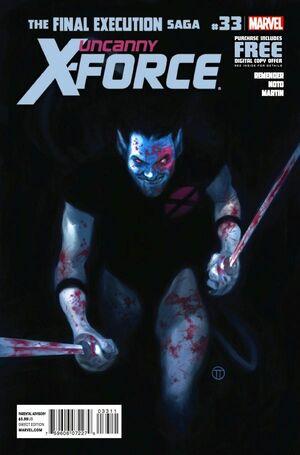 Uncanny X-Force Vol 1 33