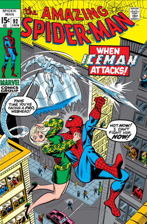 Amazing Spider-Man Vol 1 92