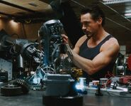 Anthony Stark (Earth-199999) from Iron Man (film) 011