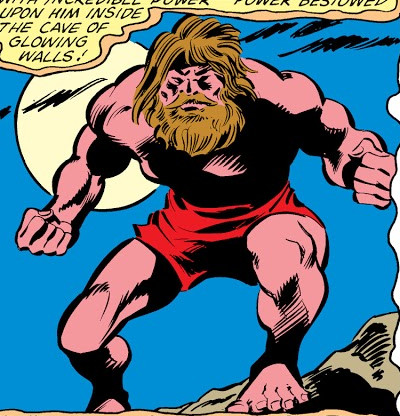 Berserker (Primitive) (Earth-616) from Avengers Vol 1 208 0001