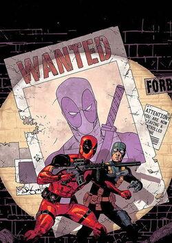 Deadpool Vol 4 7 Textless