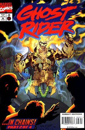Ghost Rider Vol 3 63