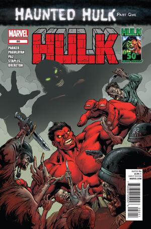 Hulk Vol 2 50