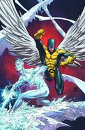 Iceman and Angel Vol 1 1 Textless
