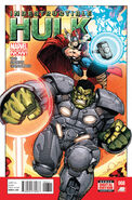 Indestructible Hulk Vol 1 8