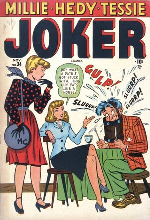 Joker Comics Vol 1 34