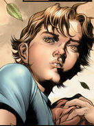 Reed Richards (Earth-616) as a child from Fantastic Four Vol 1 570