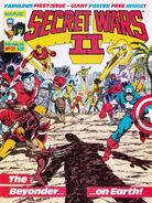 Secret Wars II (UK) Vol 1 32