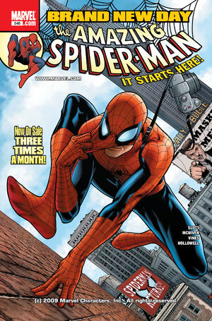 Amazing Spider-Man Vol 1 546
