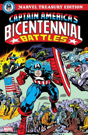 Captain America's Bicentennial Battles Vol 1 1