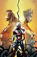 Civil War II Amazing Spider-Man Vol 1 1 Textless