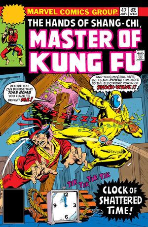 Master of Kung Fu Vol 1 42