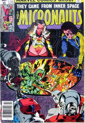Micronauts Vol 1 14