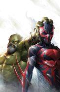 Spider-Man 2099 Vol 2 9 Textless