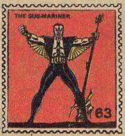Sub-Mariner Marvel Value Stamp