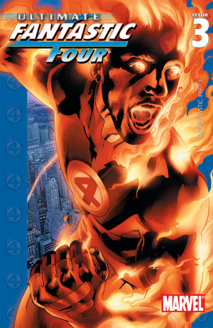 Ultimate Fantastic Four Vol 1 3