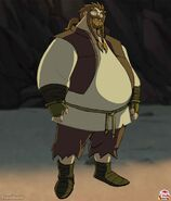 Volstagg (Earth-8096) from Thor Tales of Asgard 001