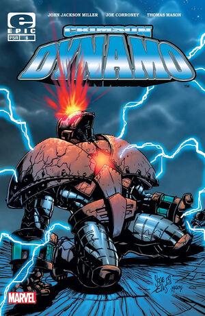 Crimson Dynamo Vol 1 6