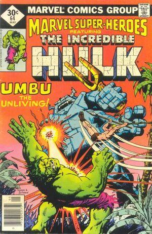 Marvel Super-Heroes Vol 1 64