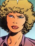 Mrs. Richards (Capt. Richards wife) (Earth-616) from Shadowmasters Vol 1 2 0001