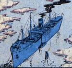 Oracle (Ship) from Sub-Mariner Comics Vol 1 32.0001
