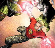 Roger Brokeridge (Earth-616) from Avengers The Initiative Vol 1 4 0001