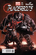Thunderbolts Vol 2 1 Hastings Variant