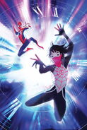 Amazing Spider-Man & Silk The Spider(fly) Effect Vol 1 1 Textless