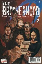 Brotherhood Vol 1 2 Variant