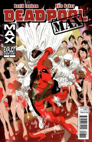 Deadpool Max Vol 1 8