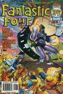 Fantastic Four 2099 Vol 1 8