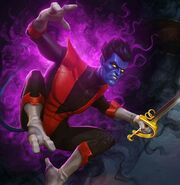 Kurt Wagner (Earth-TRN517) from Marvel Contest of Champions 002