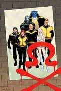 New X-Men Vol 1 136 Textless