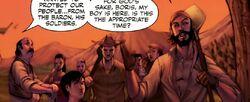 Zefiro Clan (Earth-90251) from What If? Secret Wars Vol 1 1 0001