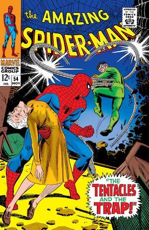 Amazing Spider-Man Vol 1 54