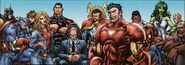 Avengers (Earth-9021) from What If? House of M Vol 1 1 0001
