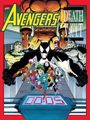Avengers Death Trap - The Vault Vol 1 1