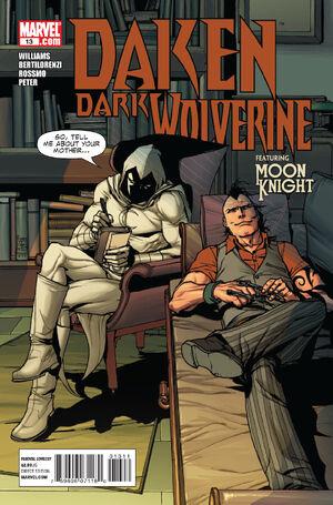 Daken Dark Wolverine Vol 1 13
