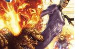 Dark Reign: Fantastic Four Vol 1