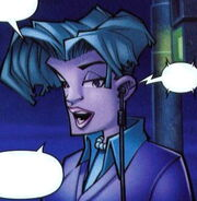 Heidi (Earth-2301) from Spider-Man Legend of the Spider-Clan Vol 1 2 0001