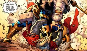 Thor vs Odin