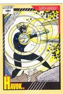 Alexander Summers (Earth-616) from Marvel Universe Cards Series II 0001