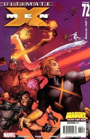Ultimate X-Men Vol 1 72