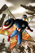 Captain America Vol 6 1 Textless