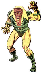 Esteban Carracus (Earth-616) from Official Handbook of the Marvel Universe Vol 2 16 0001