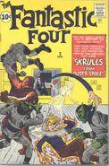 Fantastic Four Vol 1 2 Vintage