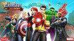 Marvel Avengers Academy (video game) 001