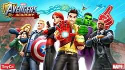 Marvel Avengers Academy (video game) 001