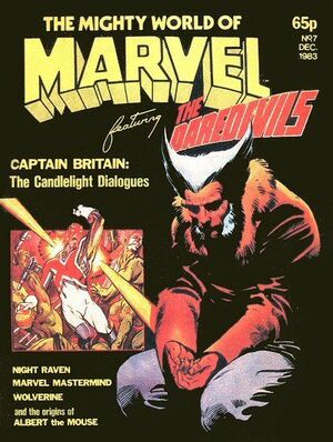 Mighty World of Marvel Vol 2 7